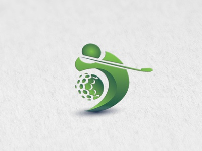 Vector art for Golf Logo by Ana Djokic