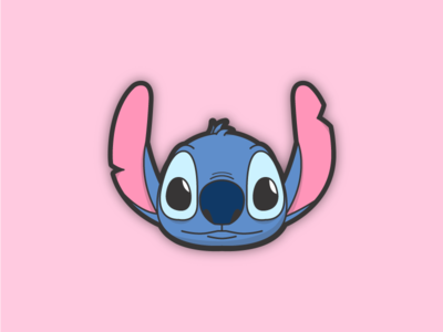 Stitch 👽 - Illustration