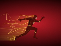 The Flash - Illustration