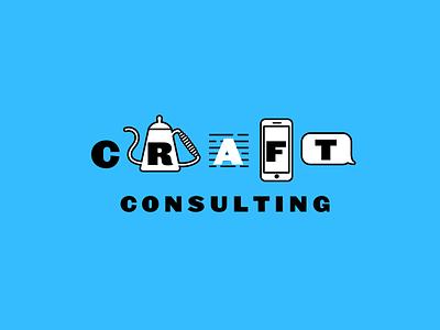Craft Logo code text message craft iphone kettle logo