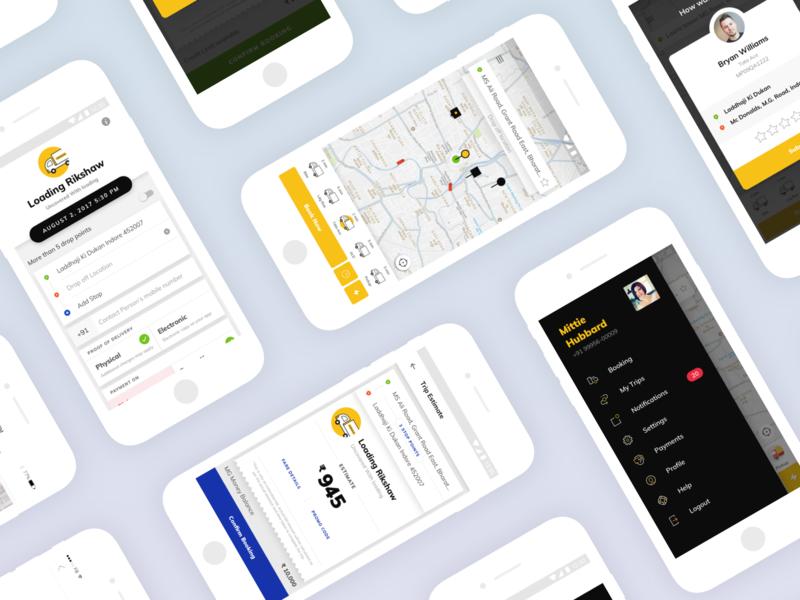 Malgaadi Mobile App