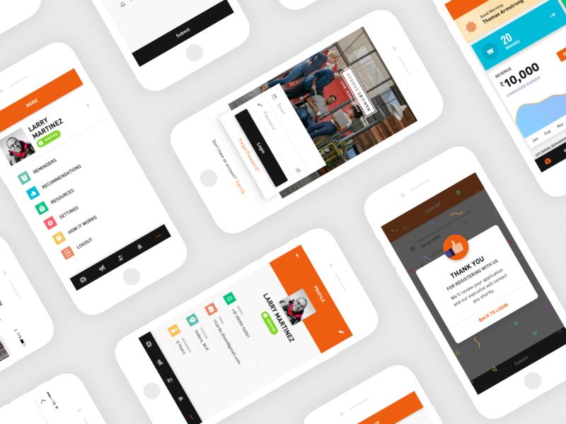 Avenue Growth App