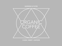 Organic Coffee | Logo