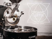 Organic Coffee | Postcard I