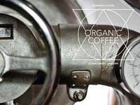 Organic Coffee | Postcard II