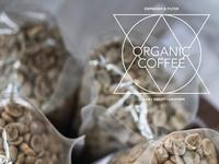 Organic Coffee | Postcard III