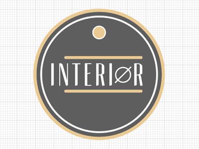 Interiør Logo logo ci cd interiør