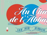 Au Chai De L'Abbaye || Revised, Opener