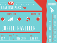 Boarding Pass | Detail II