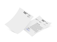 Made in Fresh letterheads