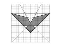 Falcon mark grid