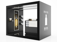 Hugo Boss :: Booth