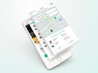 Environment Friendly Personal Transportation App