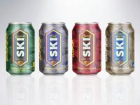 SKI Rebrand