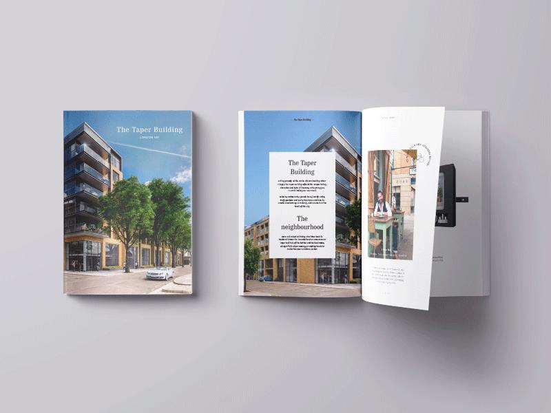 The Taper Building - Brochure