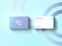 Personal Freelance Business Card