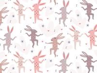 Bunny Hop Pattern
