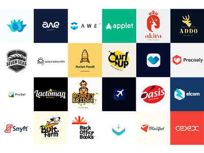 Logo Folio 2015 design brand freelancer behance app uiux minimal branding logo