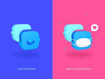 YUNI Icon&Valentine's Day