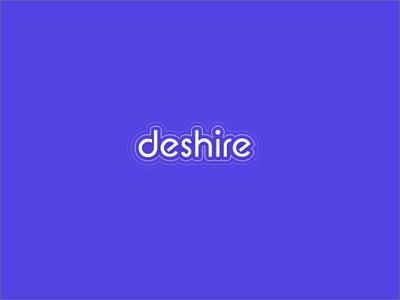 Deshire | Hiring portal for designers design ux web. platform portal hiring