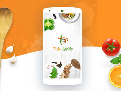 TasteBuddy | Chatbot which helps to make healthy food health chatbot android ux design food