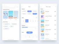 Short rental App