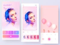 Sweet camera App