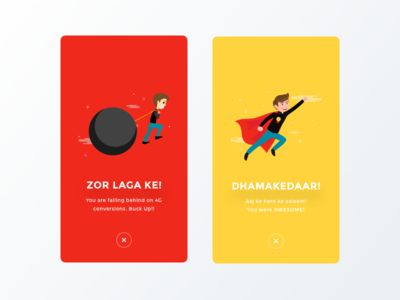Note-ify   In-App Illustrations