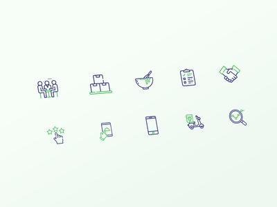 Icon - Illustrations