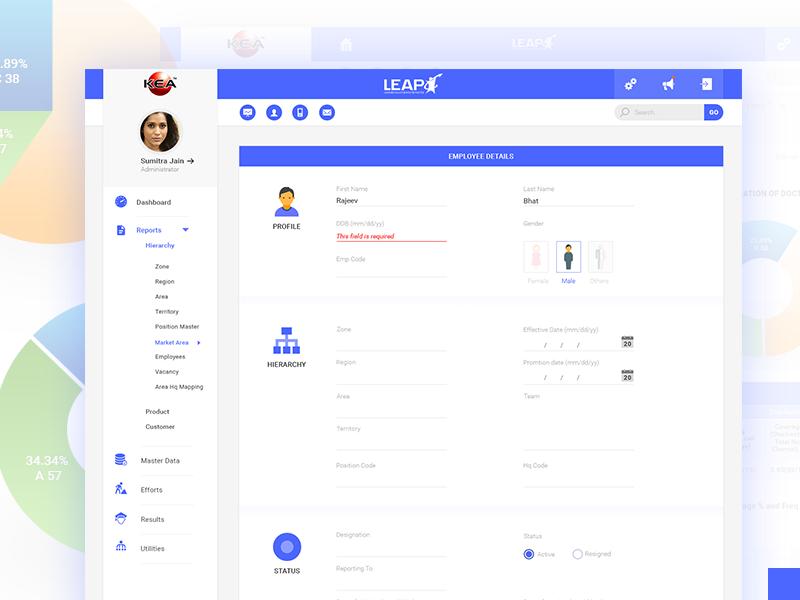 Database Web App | WebSite | User Details | Login