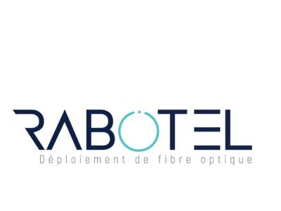 Logo for fiber optical company