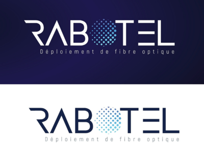 New proposal for Rabotel's logo.