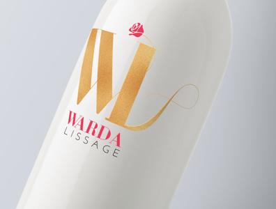 Logo pour Warda Lissage