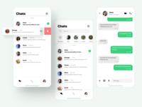 Whatsapp Design Exploration