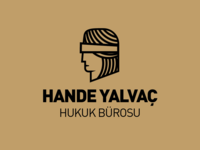 LOGO DESIGN / HANDE YALVAÇ LAWYER OFFICE