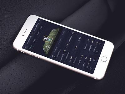 Sportsbook gaming betting bet app book sportsbook sports ux ui