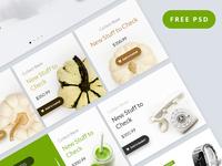 Web Uikit (freebie)