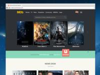 IMDb flat Redesign