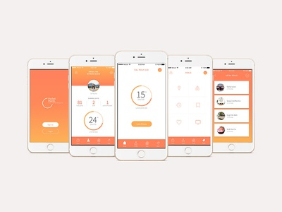 Pocket Points Redesign Concept