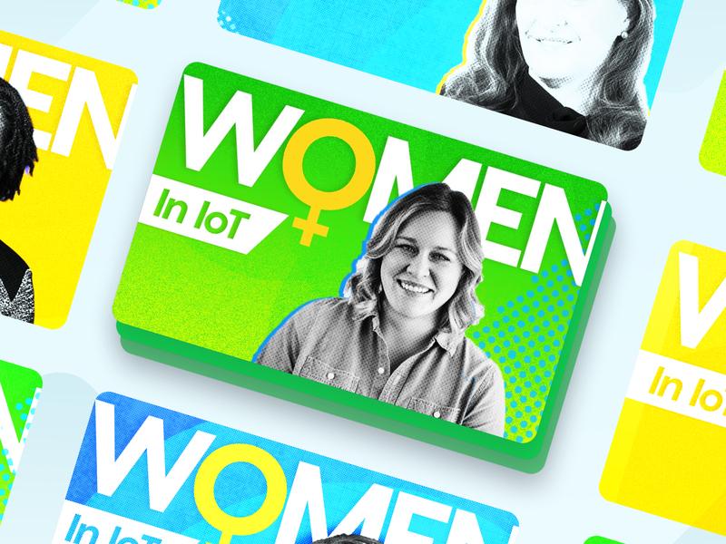 Women in IoT Graphics