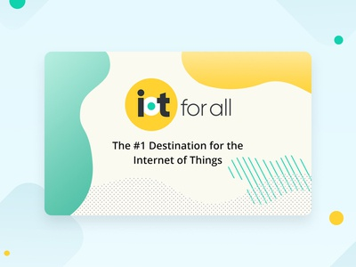 IoT For All Meta Image