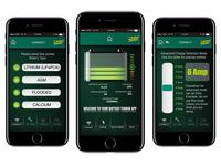 BT App Screens