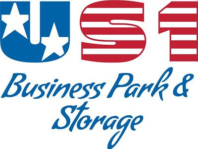 US1 Business Park and Storage branding logo
