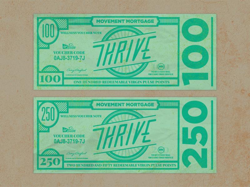 Cash Money by Jonathan LaCross on Dribbble