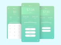 Calculatorscreens