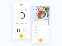 Healthy lifestyle app