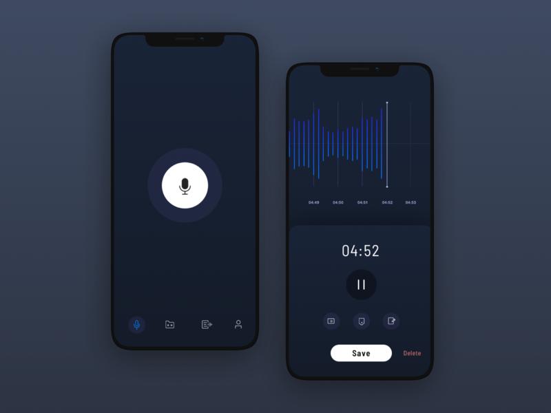 Recording Screen - Dark mode 🙌🏼😊