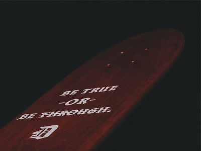 Handmade Oak Cruiser skateboard red handmade