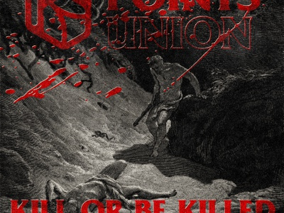 Kill Or Be Killed illustration design graphic