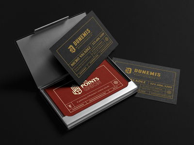 New Cards. design branding red